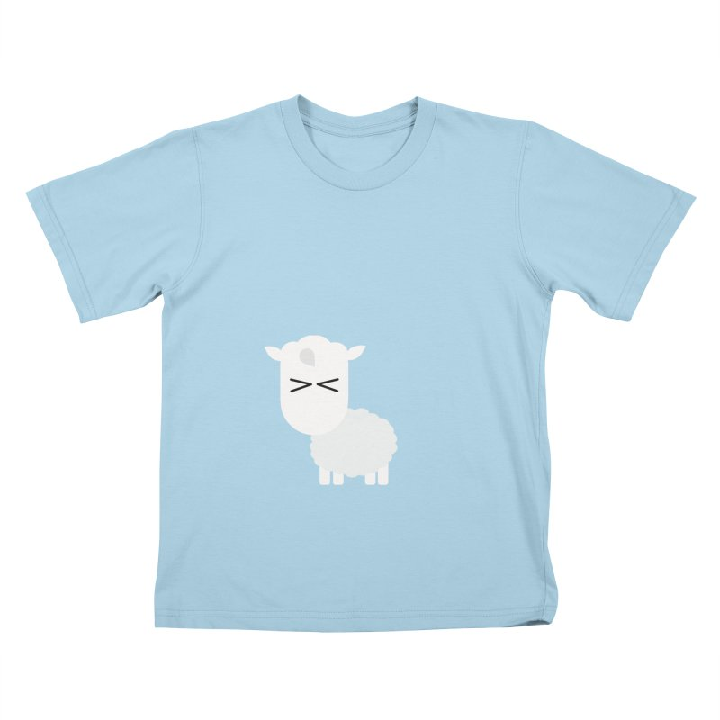 Little lamb Kids T-Shirt by Yellow Studio · the Shop!