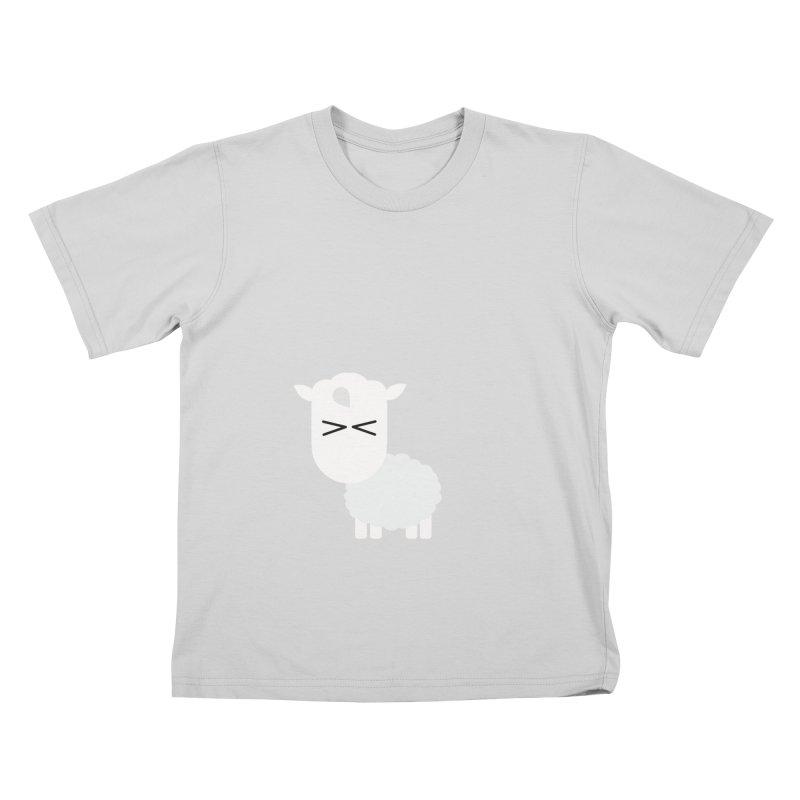 Little lamb Kids T-Shirt by Yellow Studio · the Shop!