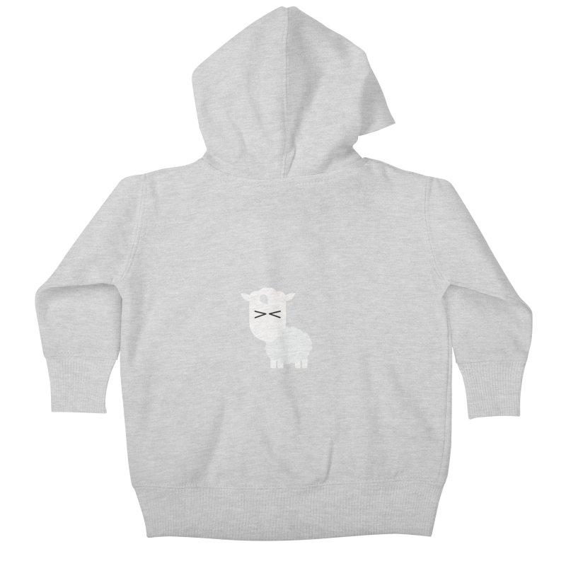 Little lamb Kids Baby Zip-Up Hoody by Yellow Studio · the Shop!