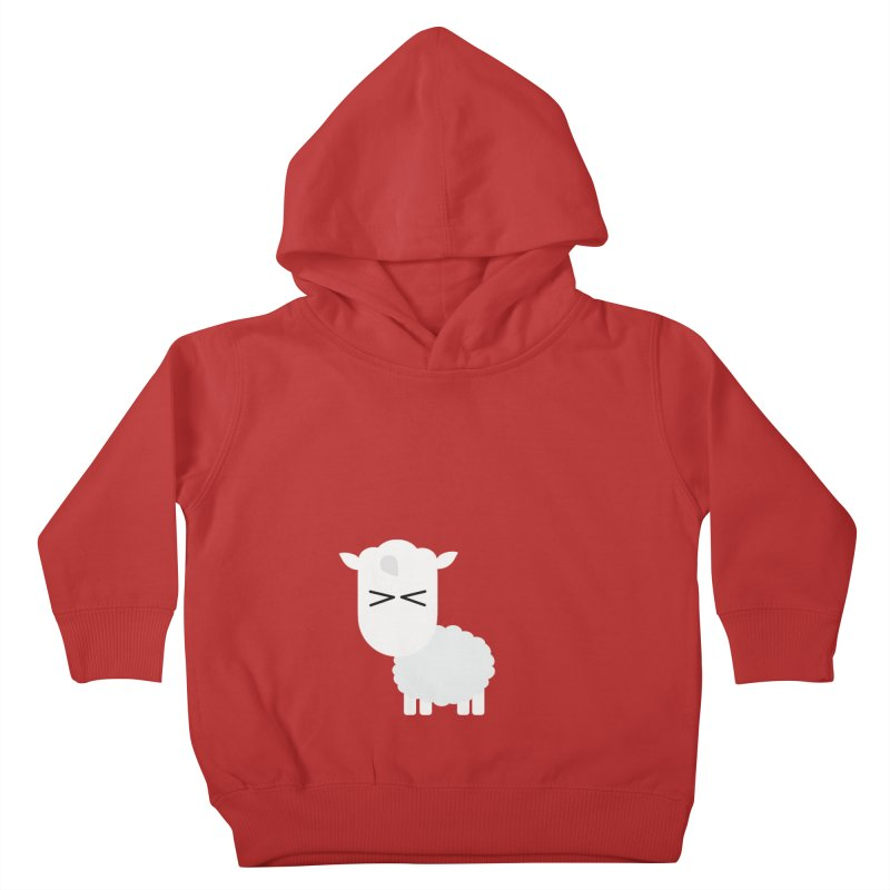 Little lamb Kids Toddler Pullover Hoody by Yellow Studio · the Shop!
