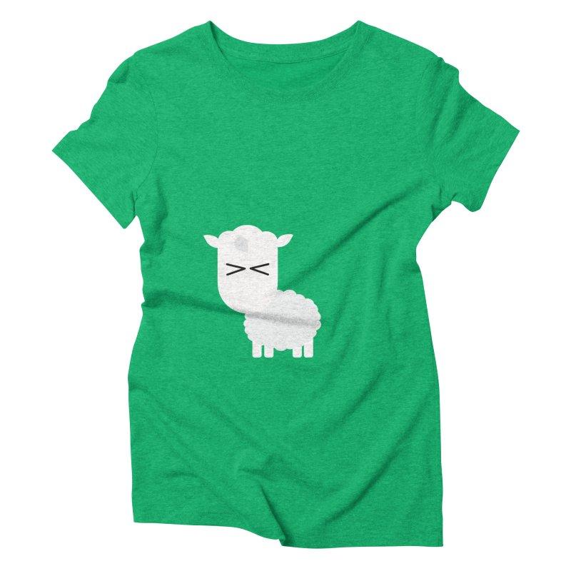 Little lamb Women's Triblend T-Shirt by Yellow Studio · the Shop!