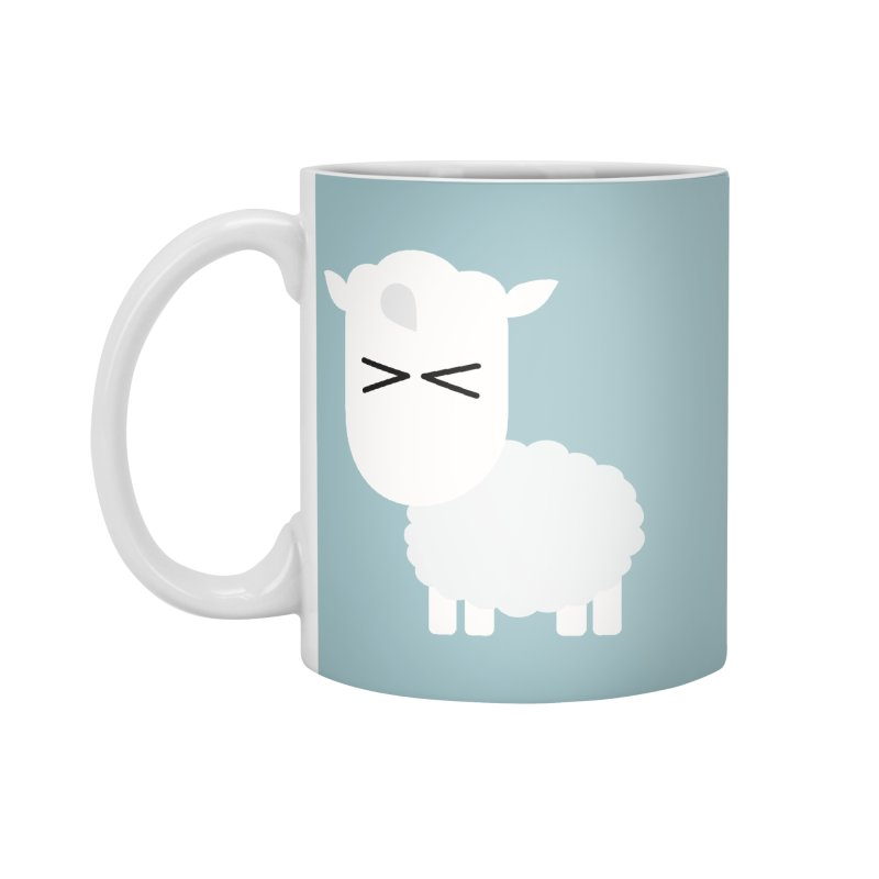 Little lamb Accessories Mug by Yellow Studio · the Shop!