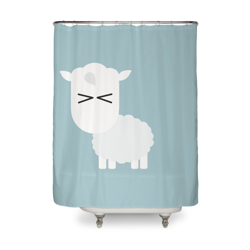 Little lamb Home Shower Curtain by Yellow Studio · the Shop!