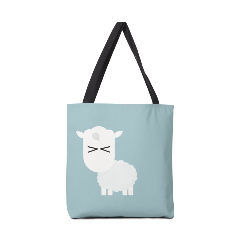 Little lamb Accessories Tote Bag Bag by Yellow Studio · the Shop!