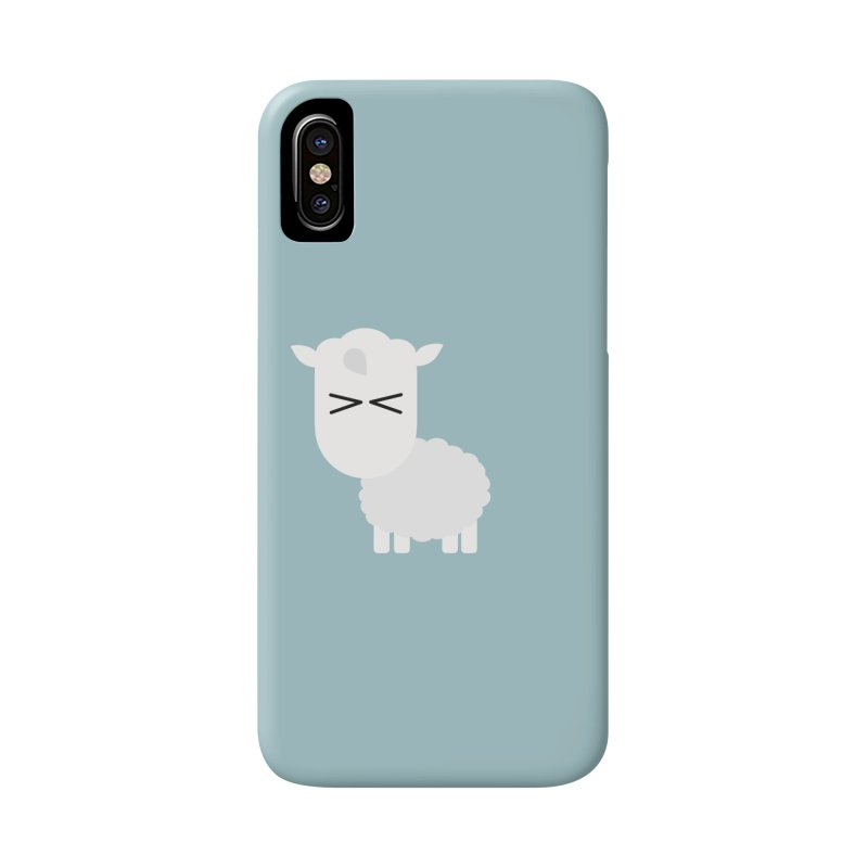 Little lamb Accessories Phone Case by Yellow Studio · the Shop!