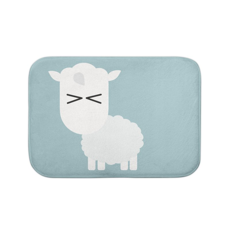 Little lamb Home Bath Mat by Yellow Studio · the Shop!