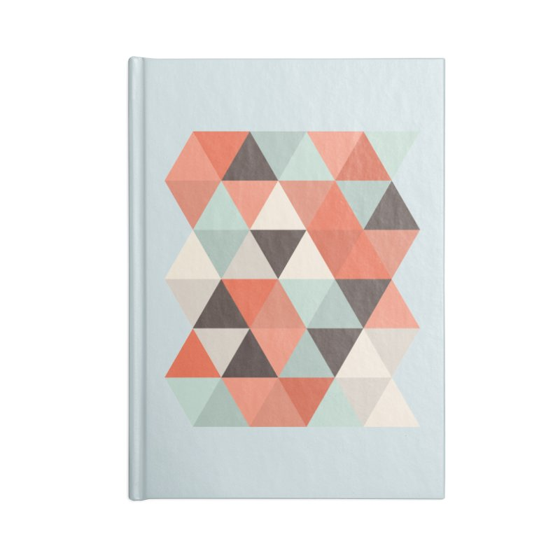 Coconut Accessories Blank Journal Notebook by Yellow Studio · the Shop!