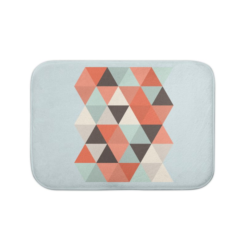 Coconut Home Bath Mat by Yellow Studio · the Shop!