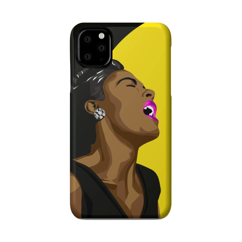 Lady Day Accessories Phone Case by Yellow Studio · the Shop!