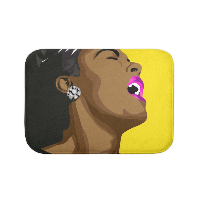 Lady Day Home Bath Mat by Yellow Studio · the Shop!
