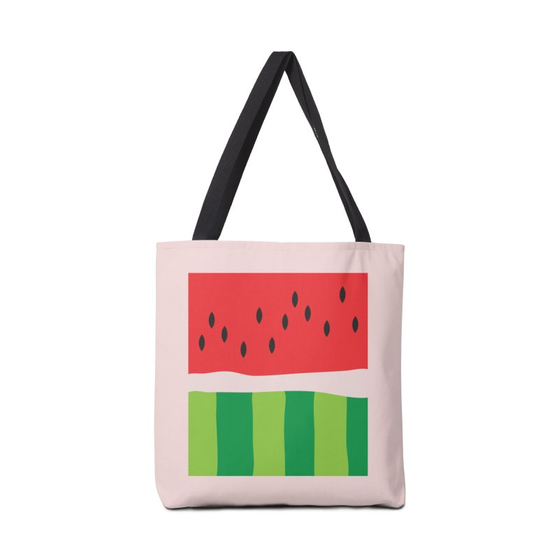 Watermelon Yum! Accessories Tote Bag Bag by Yellow Studio · the Shop!