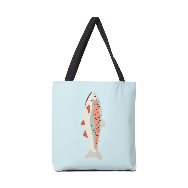 Trout Accessories Tote Bag Bag by Yellow Studio · the Shop!