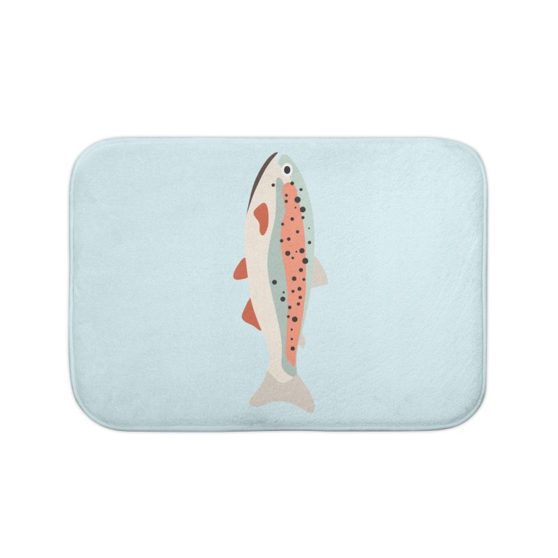 Trout Home Bath Mat by Yellow Studio · the Shop!