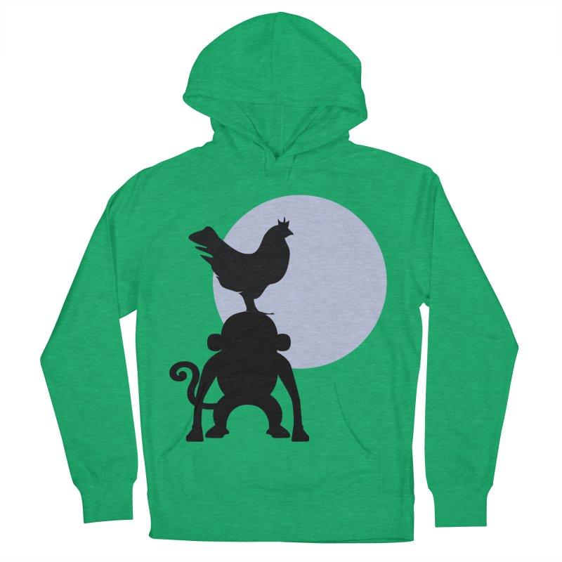 Cada macaco no seu un gallo Men's French Terry Pullover Hoody by Yellow Studio · the Shop!