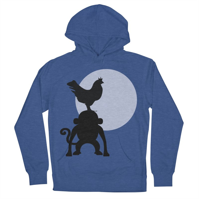 Cada macaco no seu un gallo Men's French Terry Pullover Hoody by Yellow Studio · the Shop!