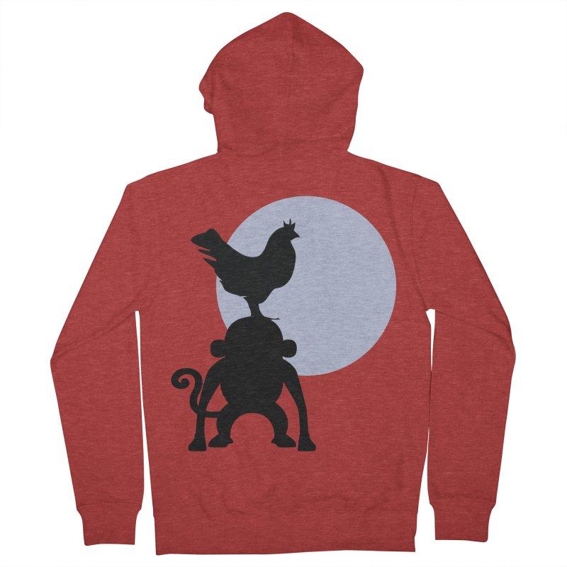Cada macaco no seu un gallo Women's French Terry Zip-Up Hoody by Yellow Studio · the Shop!