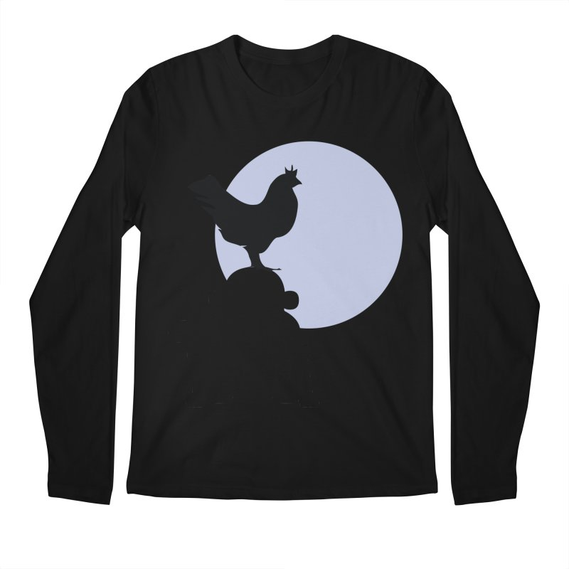 Cada macaco no seu un gallo Men's Regular Longsleeve T-Shirt by Yellow Studio · the Shop!