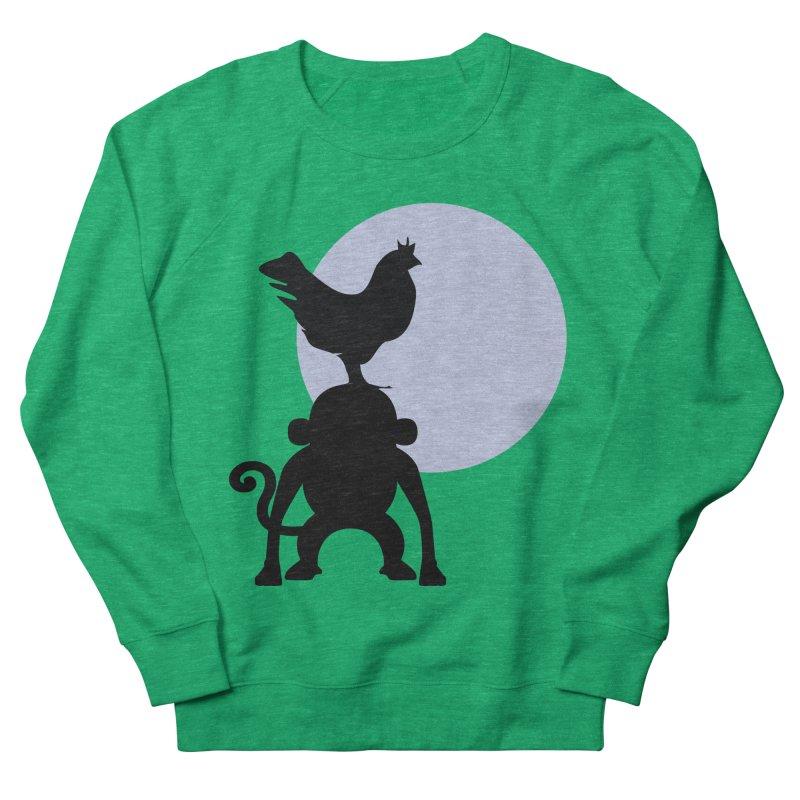 Cada macaco no seu un gallo Women's French Terry Sweatshirt by Yellow Studio · the Shop!
