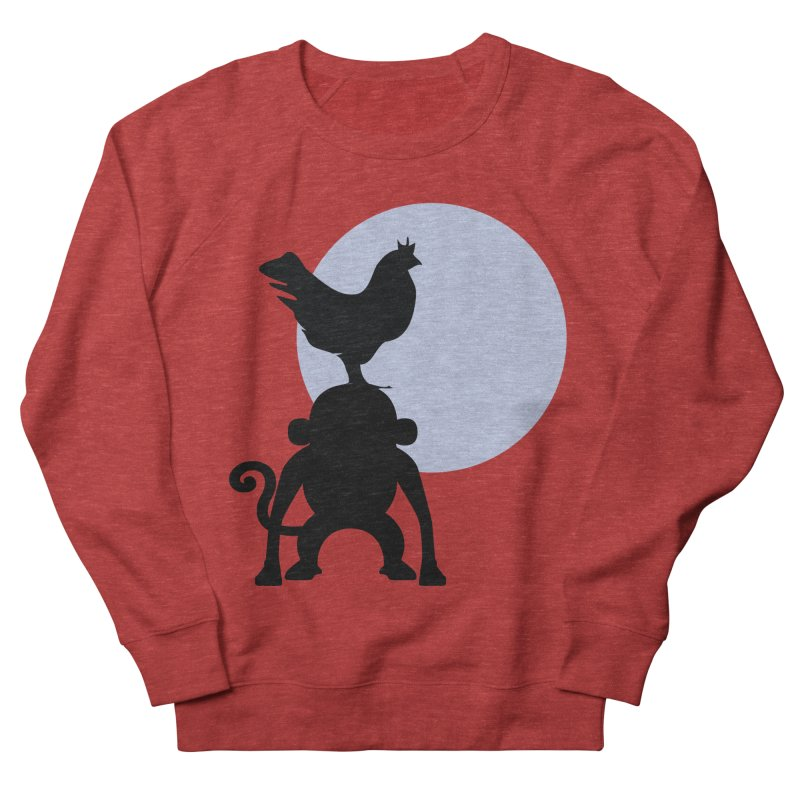 Cada macaco no seu un gallo Men's French Terry Sweatshirt by Yellow Studio · the Shop!