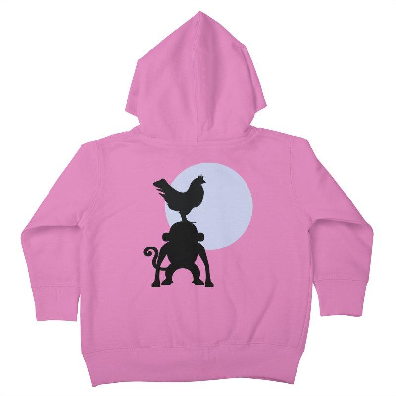 Cada macaco no seu un gallo Kids Toddler Zip-Up Hoody by Yellow Studio · the Shop!