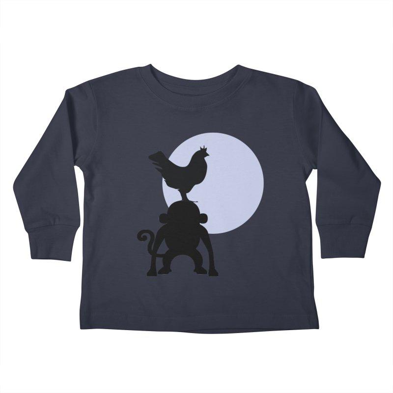 Cada macaco no seu un gallo Kids Toddler Longsleeve T-Shirt by Yellow Studio · the Shop!