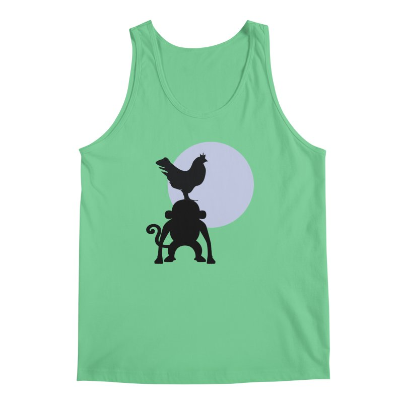 Cada macaco no seu un gallo Men's Regular Tank by Yellow Studio · the Shop!
