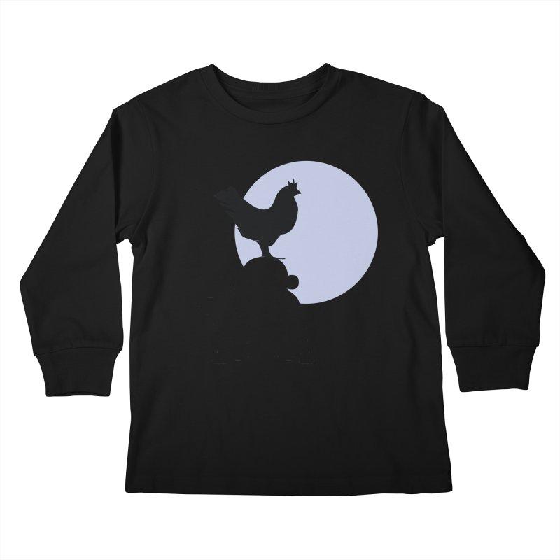 Cada macaco no seu un gallo Kids Longsleeve T-Shirt by Yellow Studio · the Shop!