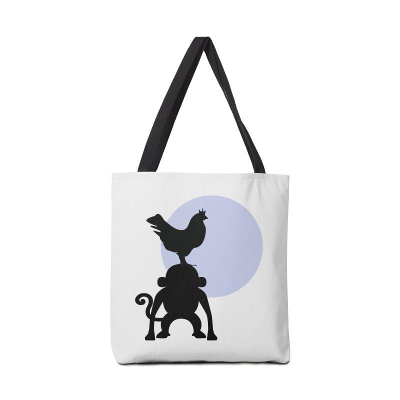 Cada macaco no seu un gallo Accessories Tote Bag Bag by Yellow Studio · the Shop!