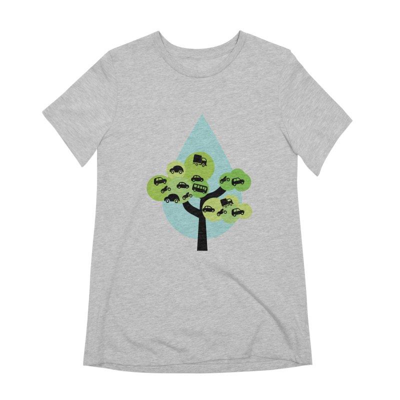 Cidade loca Women's Extra Soft T-Shirt by Yellow Studio · the Shop!