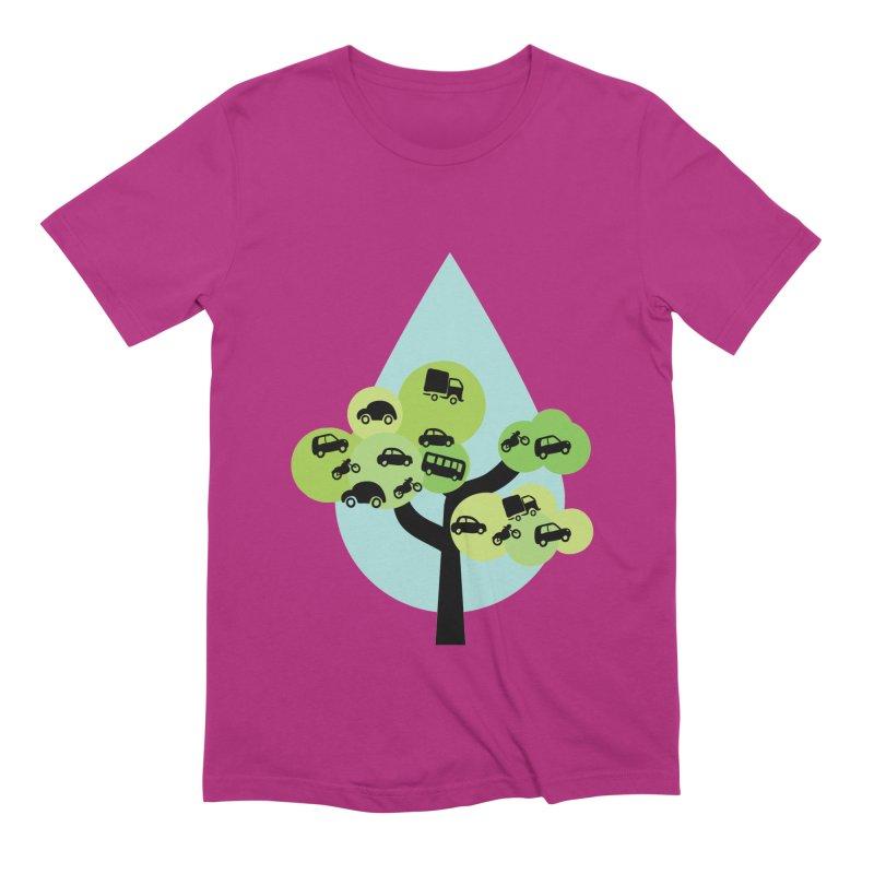 Cidade loca Men's Extra Soft T-Shirt by Yellow Studio · the Shop!
