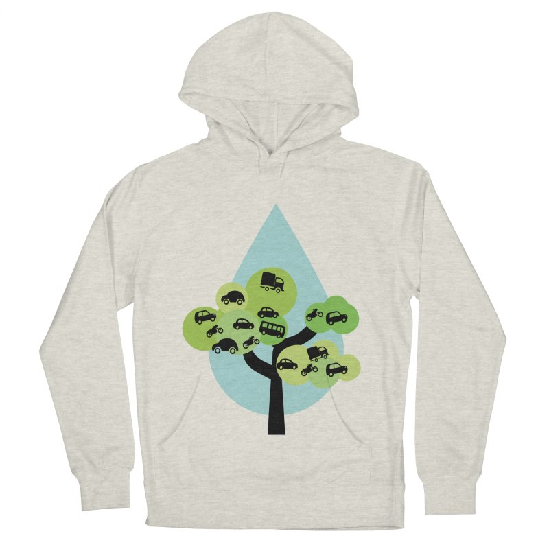 Cidade loca Women's French Terry Pullover Hoody by Yellow Studio · the Shop!