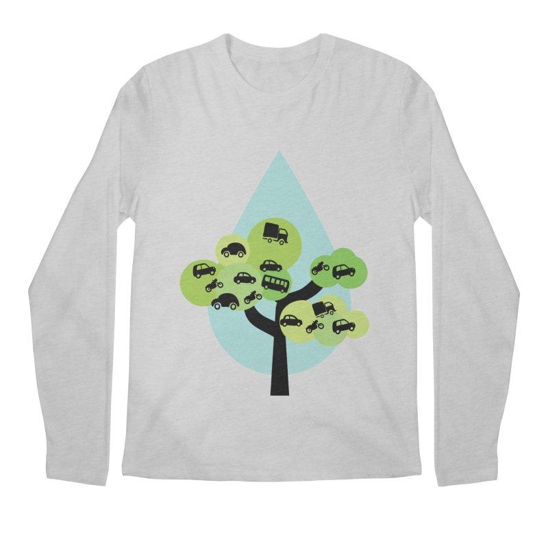 Cidade loca Men's Regular Longsleeve T-Shirt by Yellow Studio · the Shop!