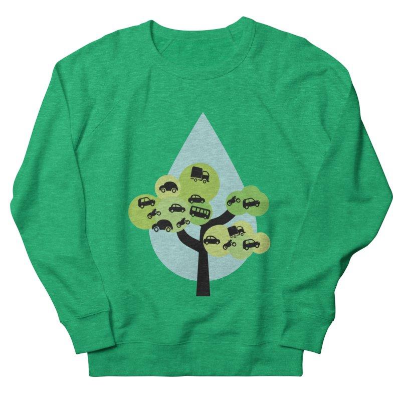 Cidade loca Women's French Terry Sweatshirt by Yellow Studio · the Shop!