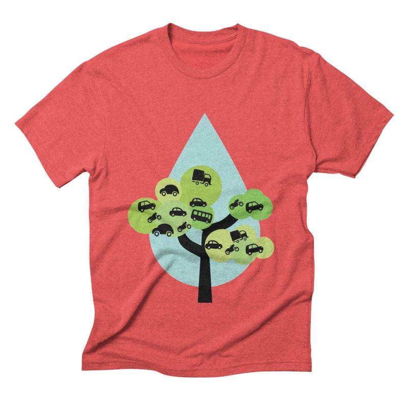 Cidade loca Men's Triblend T-Shirt by Yellow Studio · the Shop!