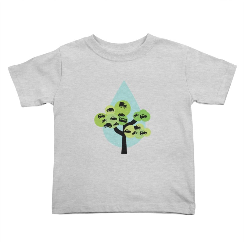 Cidade loca Kids Toddler T-Shirt by Yellow Studio · the Shop!