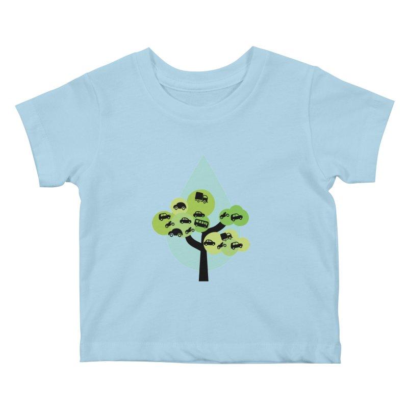 Cidade loca Kids Baby T-Shirt by Yellow Studio · the Shop!