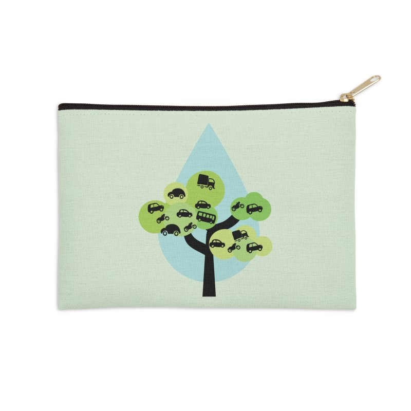 Cidade loca Accessories Zip Pouch by Yellow Studio · the Shop!