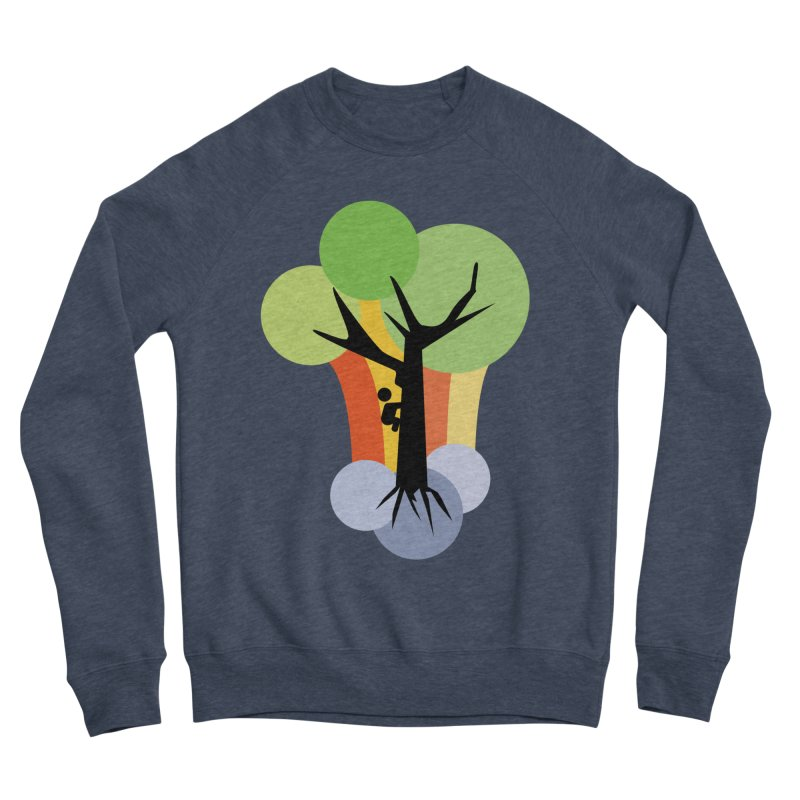 A walk in the park. Women's Sponge Fleece Sweatshirt by Yellow Studio · the Shop!