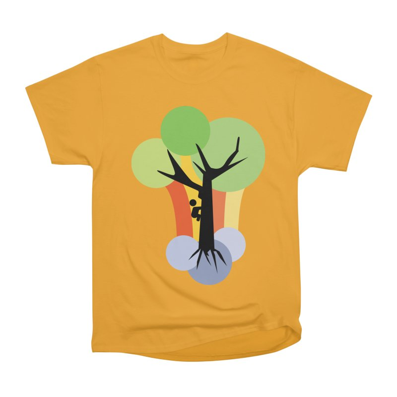 A walk in the park. Women's Heavyweight Unisex T-Shirt by Yellow Studio · the Shop!