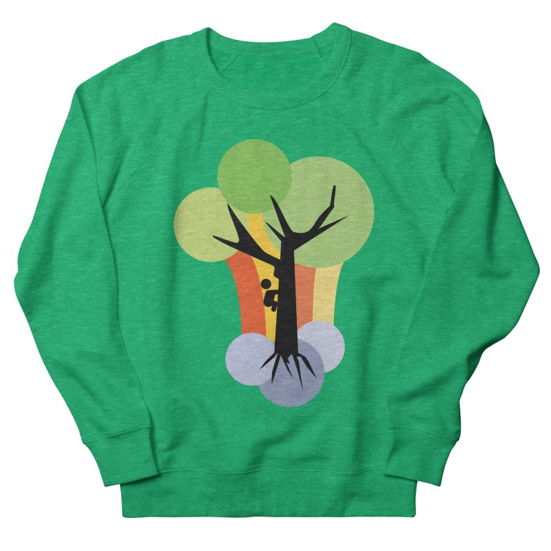A walk in the park. Women's French Terry Sweatshirt by Yellow Studio · the Shop!