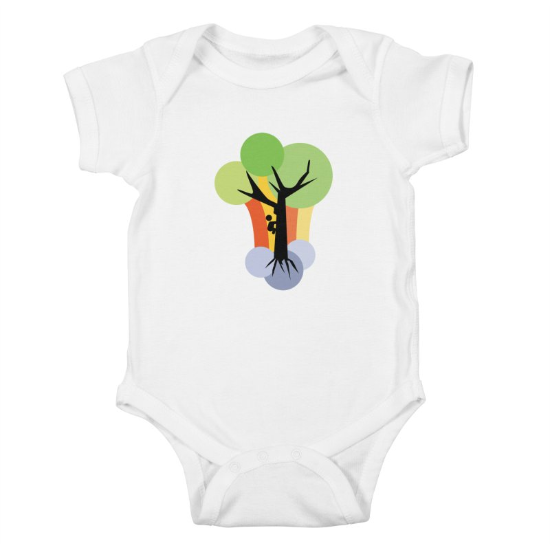 A walk in the park. Kids Baby Bodysuit by Yellow Studio · the Shop!