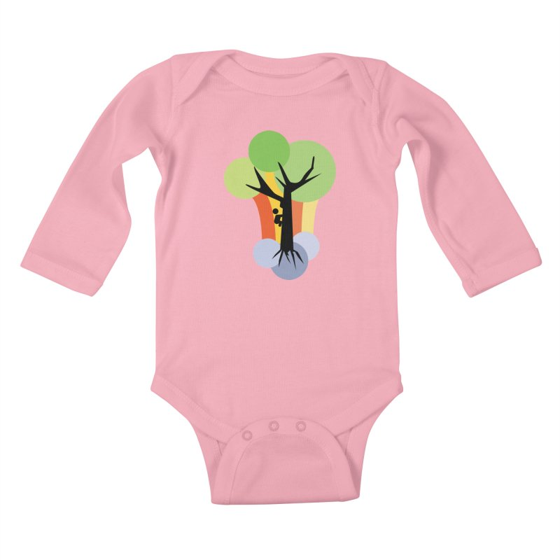 A walk in the park. Kids Baby Longsleeve Bodysuit by Yellow Studio · the Shop!