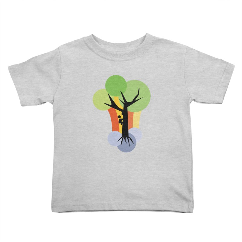 A walk in the park. Kids Toddler T-Shirt by Yellow Studio · the Shop!