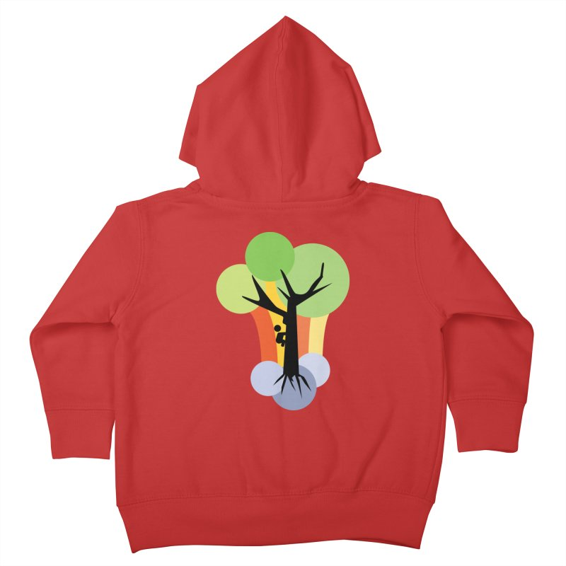 A walk in the park. Kids Toddler Zip-Up Hoody by Yellow Studio · the Shop!