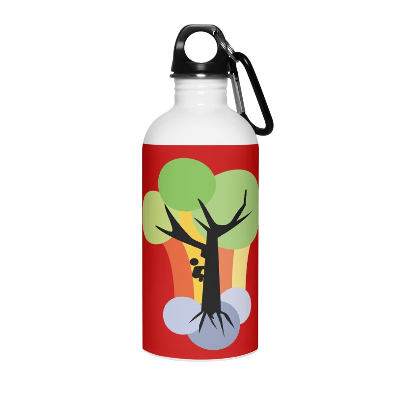 A walk in the park. Accessories Water Bottle by Yellow Studio · the Shop!