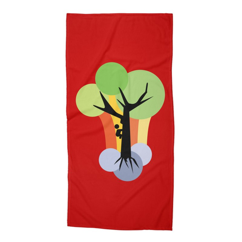 A walk in the park. Accessories Beach Towel by Yellow Studio · the Shop!