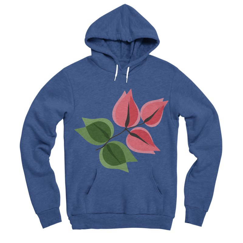 Buganvillea Women's Sponge Fleece Pullover Hoody by Yellow Studio · the Shop!