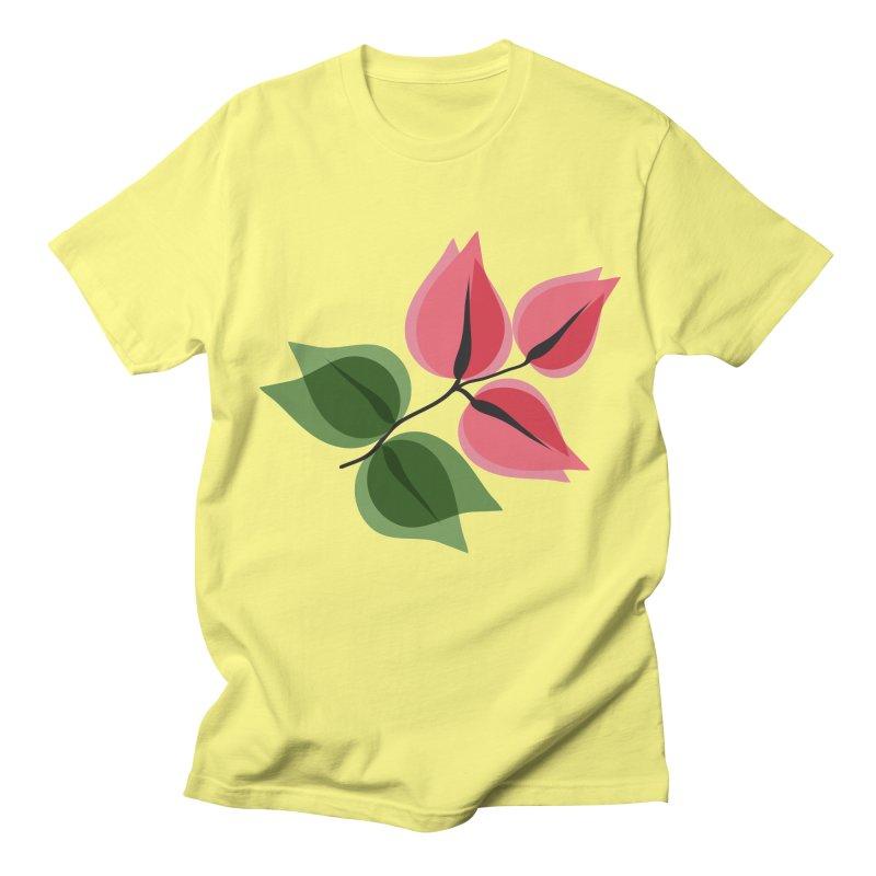 Buganvillea Women's Regular Unisex T-Shirt by Yellow Studio · the Shop!