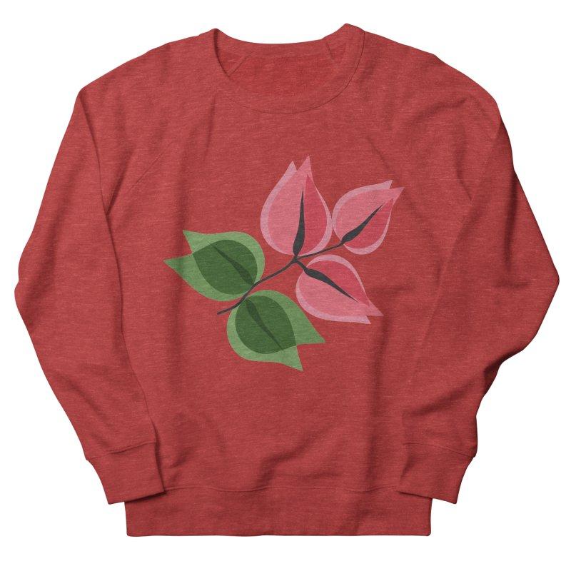 Buganvillea Women's French Terry Sweatshirt by Yellow Studio · the Shop!