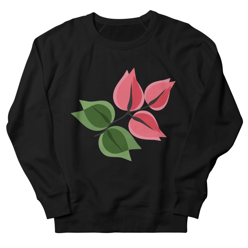 Buganvillea Men's French Terry Sweatshirt by Yellow Studio · the Shop!